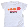 Follow these pink and orange fish to OllyPlanet.com to buy this adorable toddler shirt!