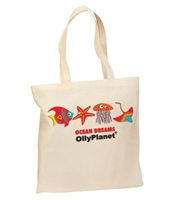 Adorable Ocean Dreams Tote Bag!