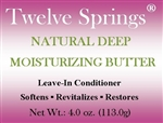 Natural Deep Moisturizing Butter