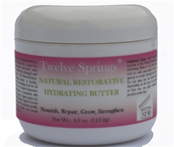 Natural Restorative Hydrating Butter