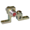200-274 F-pin Coaxial Grounding Block1 GHz Single F-pin Female
