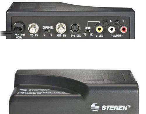 1499 WholesaleCables 203 101 ST Steren S Video Audio