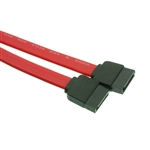 WholesaleCables.com 21SA-001M 1meter 3.3ft  Serial ATA (SATA) Cable Internal