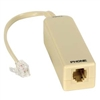 WholesaleCables.com 300-10200 1 Port Single Line ADSL Filter