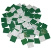 WholesaleCables.com 30CV-14100 100 Pieces Adhesive Surface Mount  7/8 inch Square