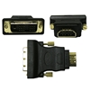 WholesaleCables.com 30HD-00200 HDMI to DVI Adapter HDMI Female to/from DVI Male