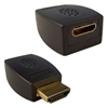 WholesaleCables.com 30HD-30300 Mini HDMI to HDMI Adapter Mini HDMI (Type C) Female to HDMI Male