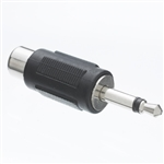 WholesaleCables.com 30S1-12200 3.5mm Mono Male to RCA Female adapter