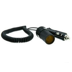 30W1-02200 12v DC Cigarette Lighter Power Extension Cable