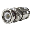 30X3-00100 BNC Barrel Connector (Coupler) BNC Male to BNC Male