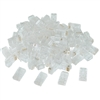 WholesaleCables.com 31D0-510HD 100 Pieces Cat5e RJ45 Crimp Connectors for Solid and Stranded Cable 8P8C
