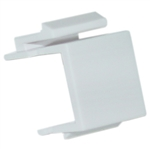 WholesaleCables.com 321-120WH Keystone Insert White Blank
