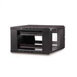 WholesaleCables.com 61C2-11206 Rackmount Fixed Wall Mount Cabinet 6U