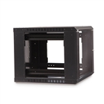 WholesaleCables.com 61C2-11209 Rackmount Fixed Wall Mount Cabinet 9U