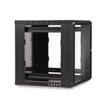 WholesaleCables.com 61C2-11212 Rackmount Fixed Wall Mount Cabinet 12U