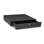 WholesaleCables.com 61D2-11102 Rackmount Drawer Depth 15.9 inches 2U