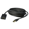 WholesaleCables.com UC-50200 16ft USB 2.0 High Speed Active Extension Cable USB Type A Male to Type A Female