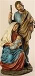 Holy Family Figurine Set, Renaissance Collection - 15.5 Inch