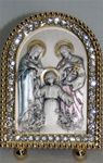 Salerni Holy Family Frame