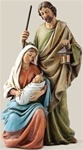 6 Inch - Holy Family Figure