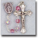 June Birthstone Rosary