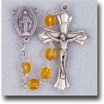 November Birthstone Rosary