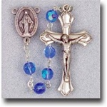 September Birthstone Rosary