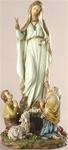 Our Lady of Fatima Statue - 12 Inch
