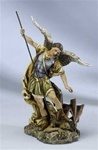 Saint Michael the Archangel Statue - 12 Inch