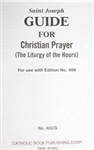 Liturgy of the Hours Guide - For Christian Prayer, Small
