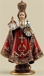 Infant of Prague Figurine - 10 Inch
