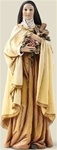"St. Therese of Lisieux 6"" Figurine"