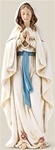 Our Lady of Lourdes Figurine - 6 Inch