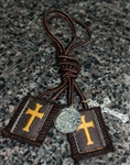 Small Crusader Scapular