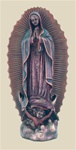 9.5 Inch - Veronese Our Lady of Guadalupe Statue