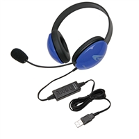 2800BL-USB Listening First Stereo Headset