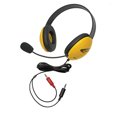 2800YL-AV Listening First Stereo Headset