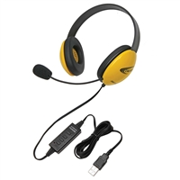 2800YL-USB Listening First Stereo Headset