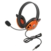 "2810-TTI Listening First Stereo Headset w/ ""To Go"" plug"