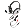 2810PA-AV Listening First Stereo Headset