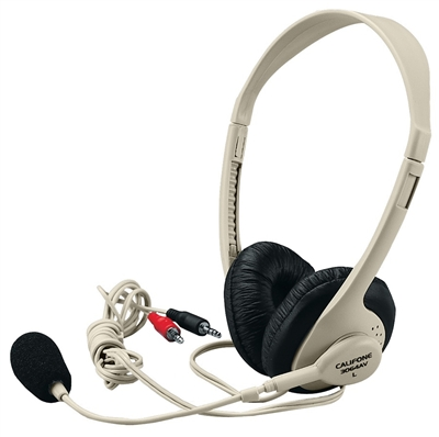 3064AV Multimedia Stereo Headset