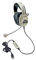 3066USB Deluxe Multimedia Stereo Headset