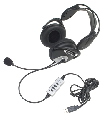 4100-USB Stereo Headset