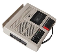 CAS5272 Deluxe Cassette Recorder/Player