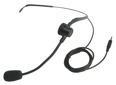 HBM319 Headset Wireless Microphone