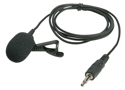 LM319 Electret Lapel Wireless Microphone