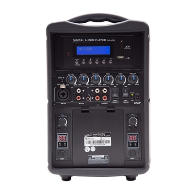 PA419-02 Bluetooth Wireless Portable PA System