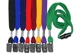 Neck Lanyard with Safety Breakaway