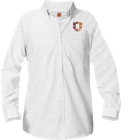 Capital Prep Harlem Girls Long Sleeve Oxford