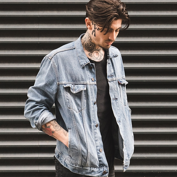 Keepers Denim Jacket